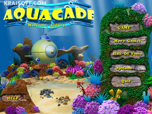 Aquacade Screenshot